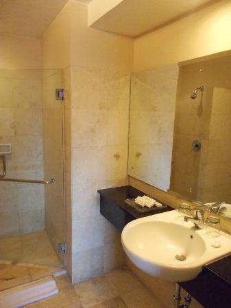 Aston Braga Hotel & Residence: Toilet
