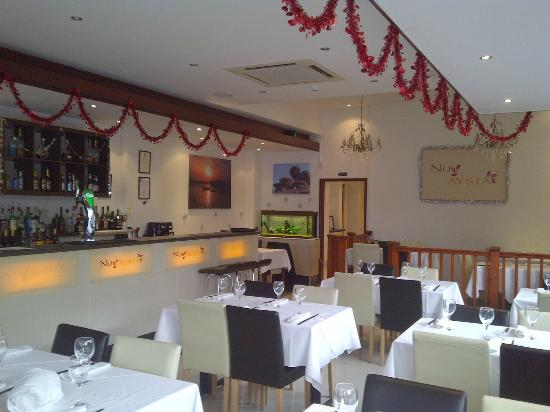 Nu Aysia Chinese Restaurant Westcliff On Sea Ristorante