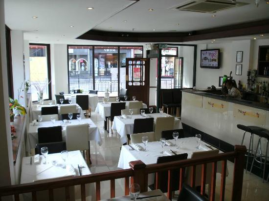 Nu Aysia Chinese Restaurant Westcliff On Sea