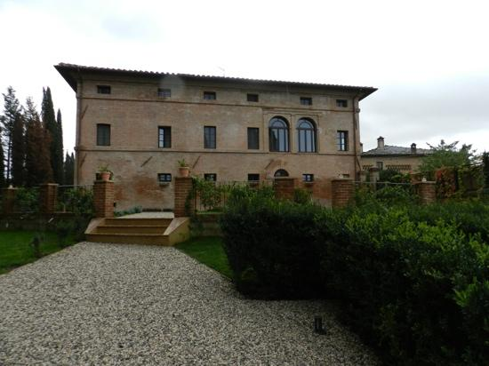 Villa Armena: great location...in the heart of Tuscany.