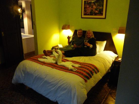 Terrazas del Inca bed and breakfast Hostal: Habitacion Matrimonial