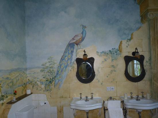Domaine De La Brugere : Bathroom to the suite