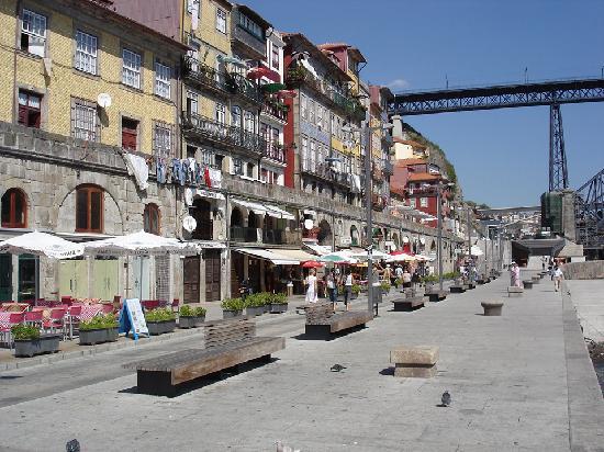 Porto, Portekiz: Ribeira