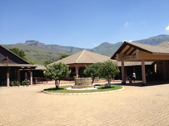 Alpine Heath Resort : Alpine Heath