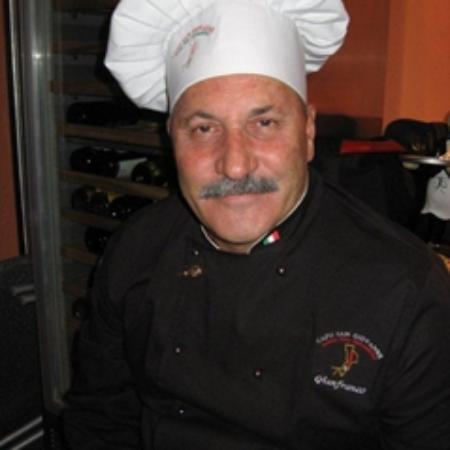 Capo San Giovanni's Mari e Monti: Chef Gianfranco Zapplá