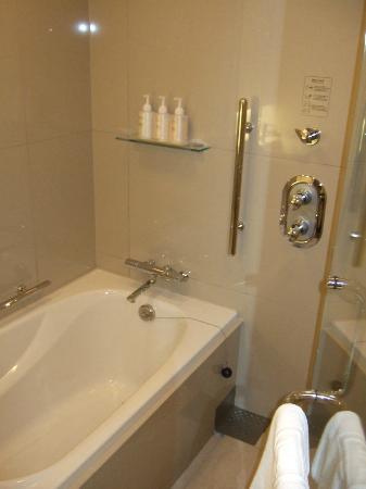 رويال بارك هوتل ذا كيوتو: stanza bagno + doccia 