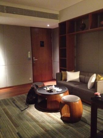 Hansar Bangkok Hotel: lounge