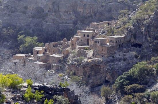 Nizwa, Oman: Moutain Village - Jebel Akhdar