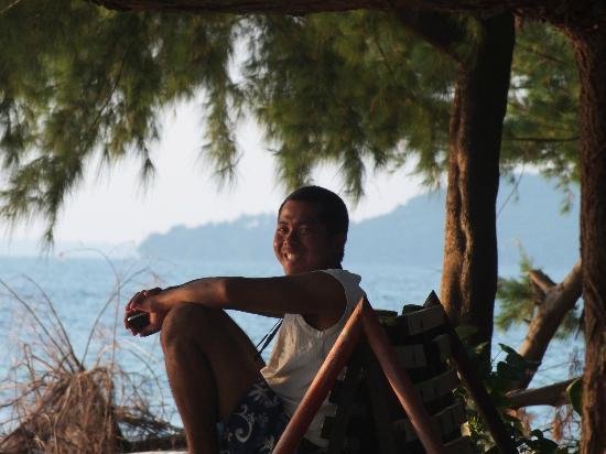 Menjangan Resort Karimunjawa: farniente