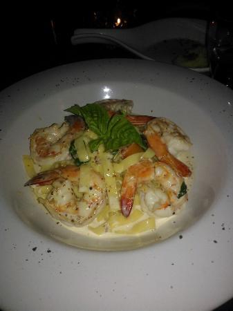 Morgan's Encore: Delicious Shrimp