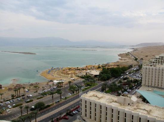 Royal Rimonim Dead Sea: our room