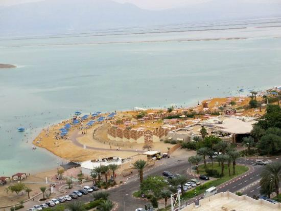 Royal Rimonim Dead Sea: view from 18 floor