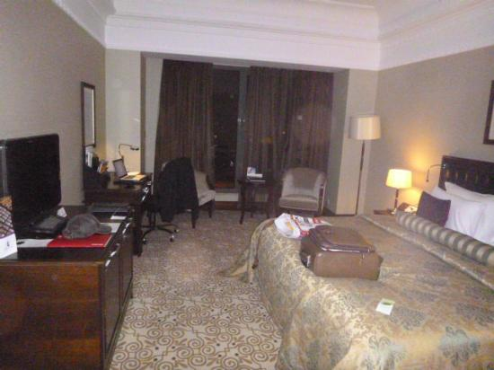 Crowne Plaza Istanbul Asia: Bed room