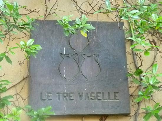 Le Tre Vaselle Resort & Spa: Hotel entry