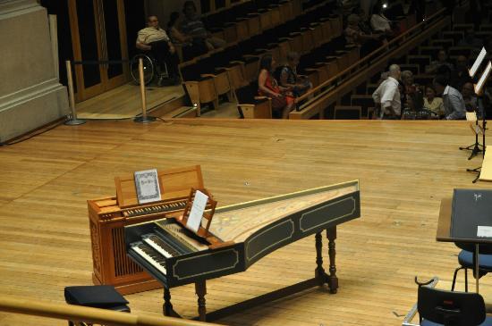 Sala São Paulo: piano