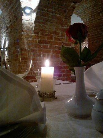 Birini Castle : Restaurant