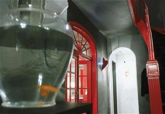 مونتي سمول ديزاين هوتل: Lobby view