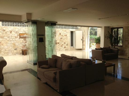 Asterion Hotel Suites and Spa: Lobby