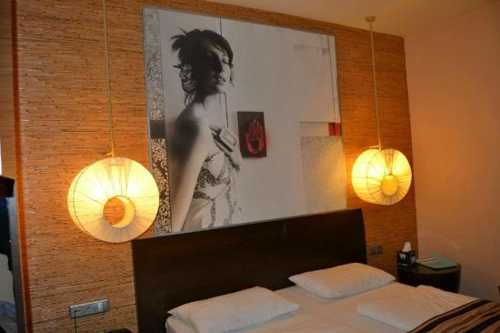 Soho Boutique Hotel: La nostra camera 