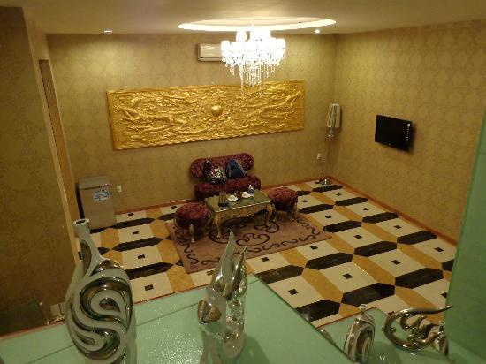 Mai Hotel Hanoi: sitting area