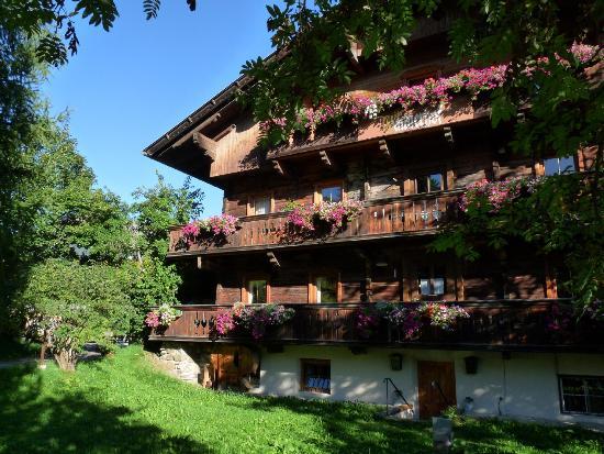 Gannerhof: Haupthaus