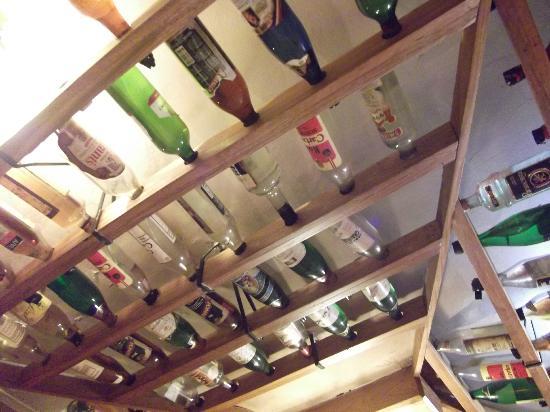 Don Marcelo: Ceiling decoration