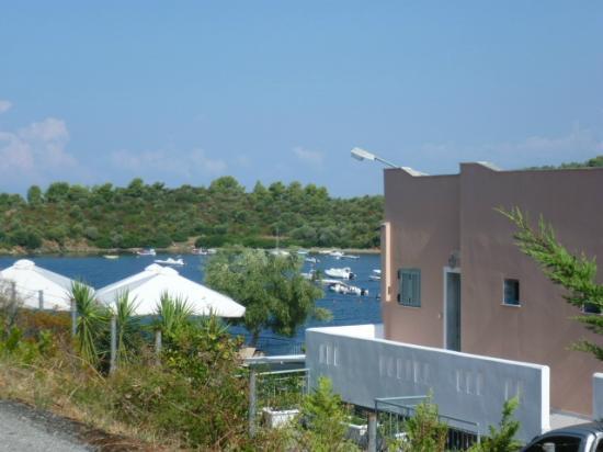 Camping Stavros & Porto Elena: la baia