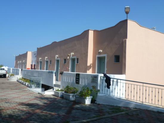 Camping Stavros & Porto Elena: l'hotel porto elena