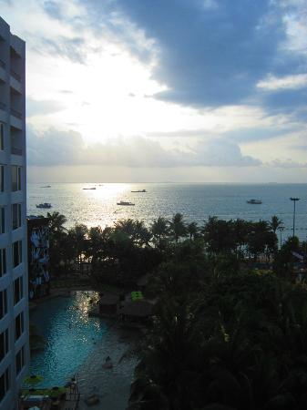 Hard Rock Hotel Pattaya: from the Room