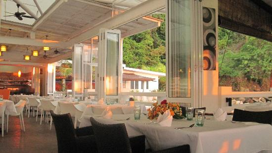 The Cliff Restaurant & Bar: Beautiful, isn't it?