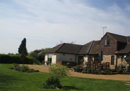 Shirelodge Bed & Breakfast: view