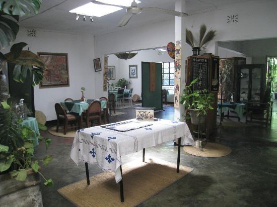 Spices & Herbs : salle