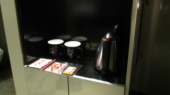 CF Hotel: Coffee/tea