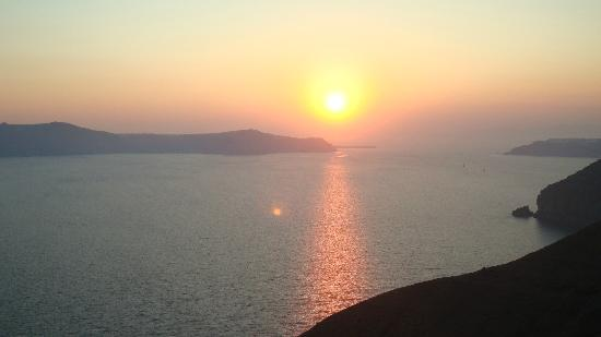 Christianakis Private Transfers & Day Tours : Sunset