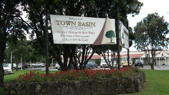 Welcome to the Town Basin