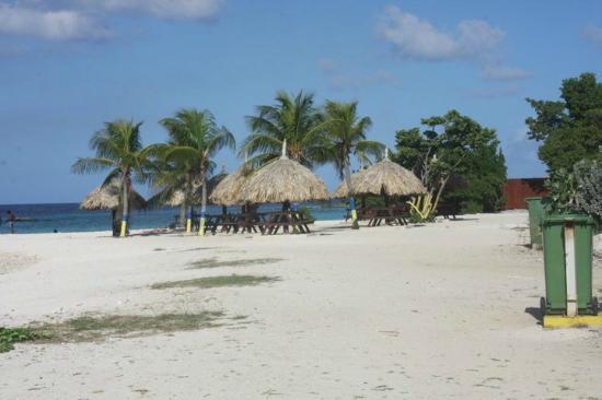Clarion Hotel & Suites Curacao: Mais dois passos e......