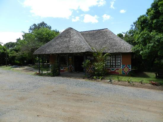 Gooderson DumaZulu Lodge and Traditional Zulu Village : Réception