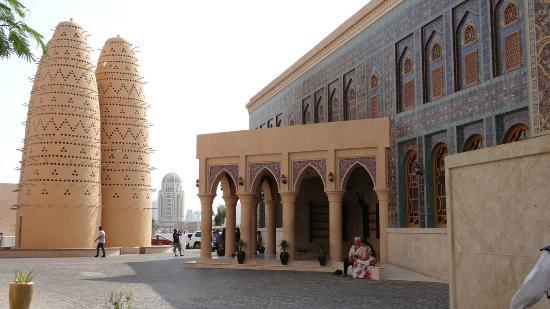 Katara Cultural Village: The Mosque at Katara