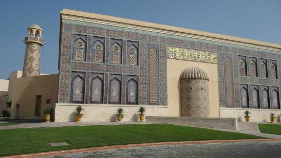 Katara Cultural Village: The Mosque
