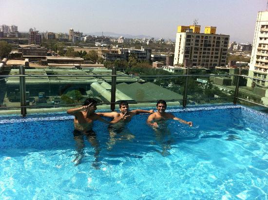Swimming Pool Picture Of Hotel Yogi Executive Navi
