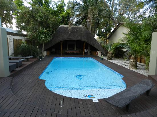 Ibhayi Town Lodge: Piscine