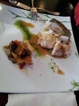 Provence Caffe: duo de poisson