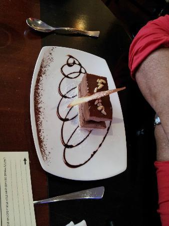 Provence Caffe: barre de chocolat au caramel