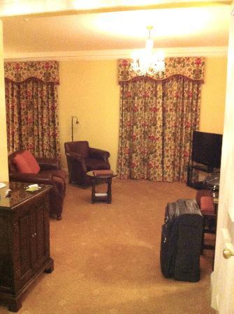 Beechwood Hotel: downstairs suite