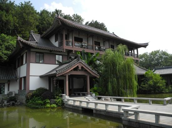Guilinyi Royal Palace: part of the hotel