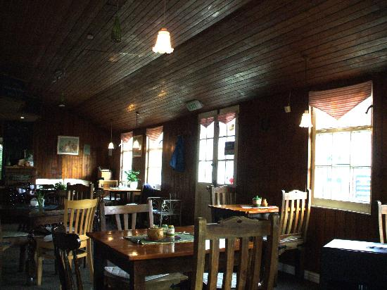 Brig o' Turk Tearoom and Restaurant: Former village hall now cosy tearoom