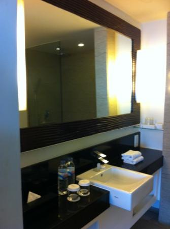Sensa Hotel Room Toilet