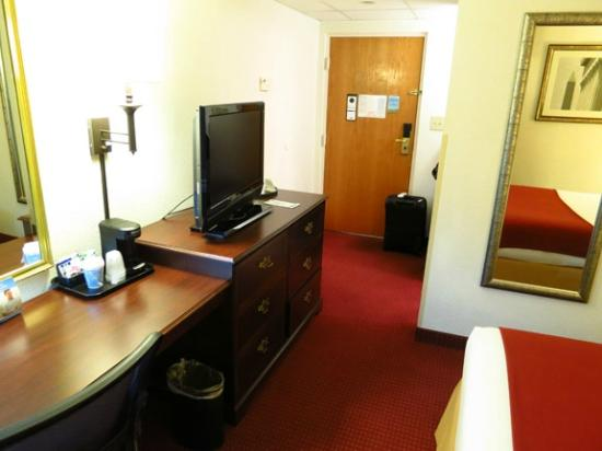 Fairfield Inn & Suites Dulles Airport Herndon/Reston: Room 231