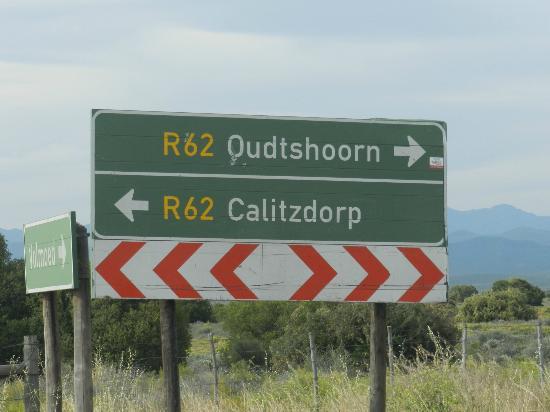 La Plume : Route 62 à proximité
