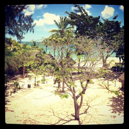 Maritim Resort & Spa Mauritius: Our view from the honeymoon suite!!! Amazing!